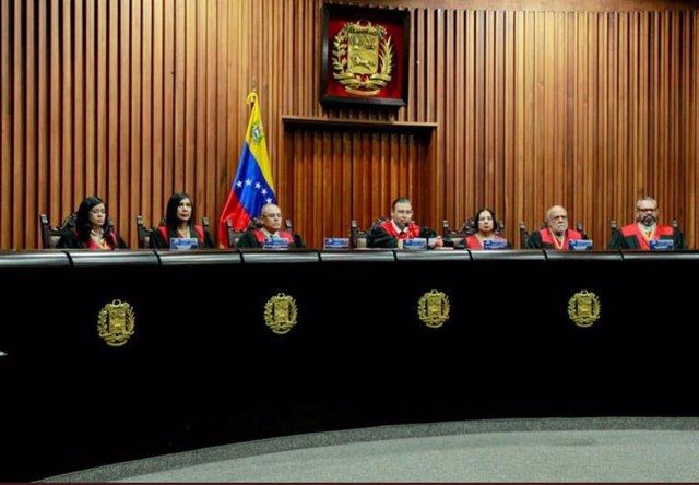 El Tribunal Supremo de Justicia (TSJ) de Venezuela
