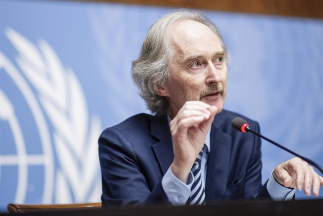 """Siria.- La ONU habla de conversaciones """"sustantivas"""" del Comité para Siria y ve"""
