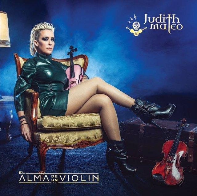 La violinista Judith Mateo lanza su séptimo álbum en Warner con 6 temas inéditos