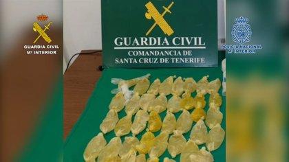 Detenidas veinte personas por la introducción de grandes cantidades de droga en Canarias