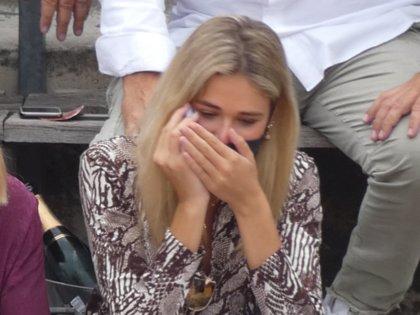 El detalle de Ana Soria con Enrique Ponce en la plaza de toros de Nimes que pasó desapercibido