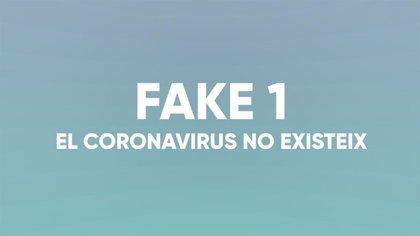 El Govern desmiente argumentos falsos sobre la COVID en RRSS con vídeos de científicos y sanitarios