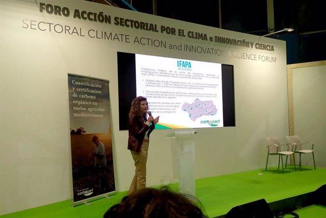 Potenciar El Caracter Ambiental De La Agricultura Como Sumidero De Co2 (Consejería De Agricultura, Ganadería, Pesca Y Desarrollo Sostenible)