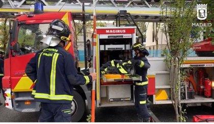 La tormenta obliga a bomberos del Ayuntamiento a realizar más de 180 intervenciones, la mayoría por inundaciones o ramas