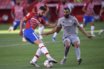 Granada y Betis buscan el pleno ante Alavés y Valladolid
