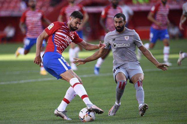 Fútbol/Primera.- (Previa) Granada y Betis buscan el pleno ante Alavés y Valladol
