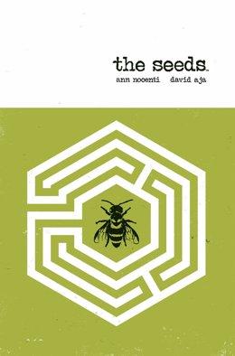 Portada de 'The Seeds', de David Aja y Ann Nocenti.