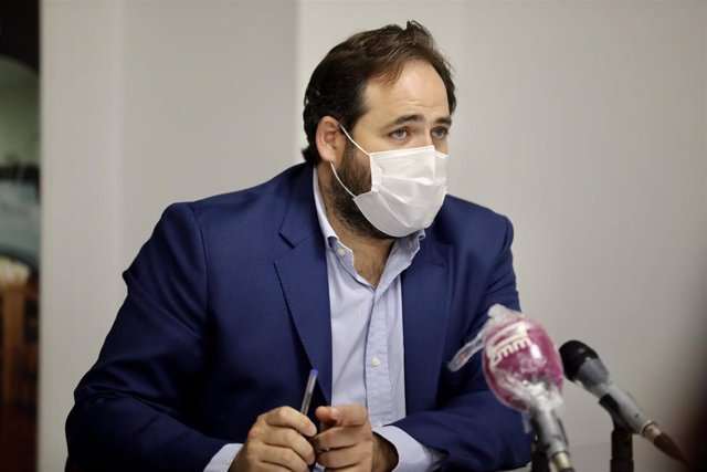 El presidente del PP de C-LM, Paco Núñez