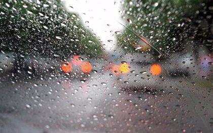 La borrasca atlántica deja importantes precipitaciones en el norte de Cáceres y otros puntos de Extremadura