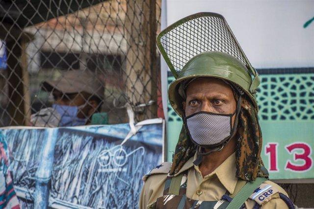 India.- Nueve miembros de Al Qaeda detenidos en India