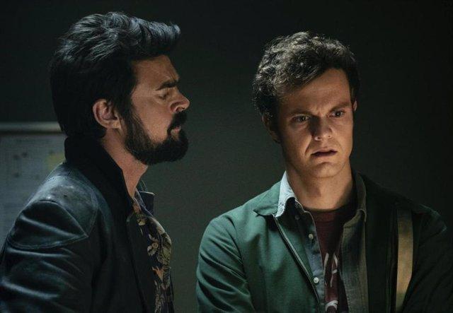 Imagen de la segunda temporada de The Boys