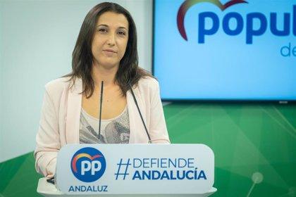 """PP-A """"no va a permitir"""" que la """"dejadez e inacción"""" del Gobierno cause un """"tremendo éxodo"""" en el campo andaluz"""