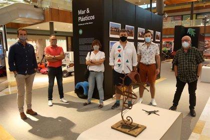 La iniciativa 'Green Thader' combina ocio, arte y compromiso sostenible hasta el 30 de octubre en el centro comercial