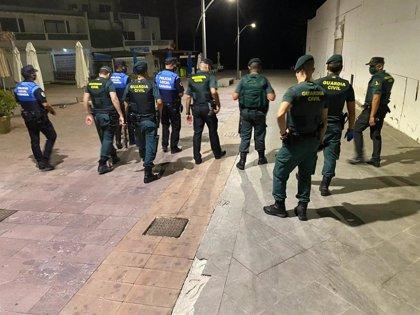 La Guardia Civil realiza 18 denuncias en Fuerteventura por incumplir las medidas anticovid