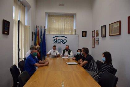 El Ayuntamiento de Siero firma el acuerdo presupuestario para las cuentas de 2021 con Foro