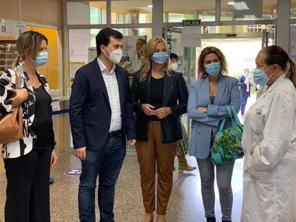 """G. Caballero denuncia """"recortes"""" en atención primaria en Lugo y cree que es """"una alerta para toda Galicia"""""""