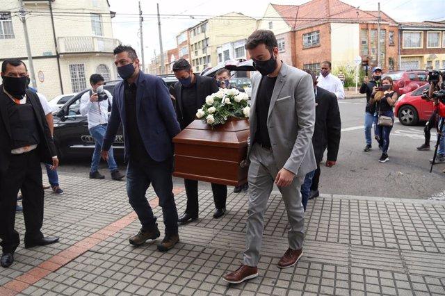Colombia.- La autopsia de Ordóñez revela múltiples hematomas y el estallido de u