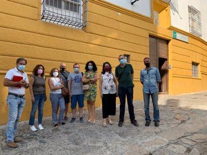 PP Jaén analiza con la Asociación de Vecinos 'Unidos por la Merced' la situación del barrio y de la seguridad