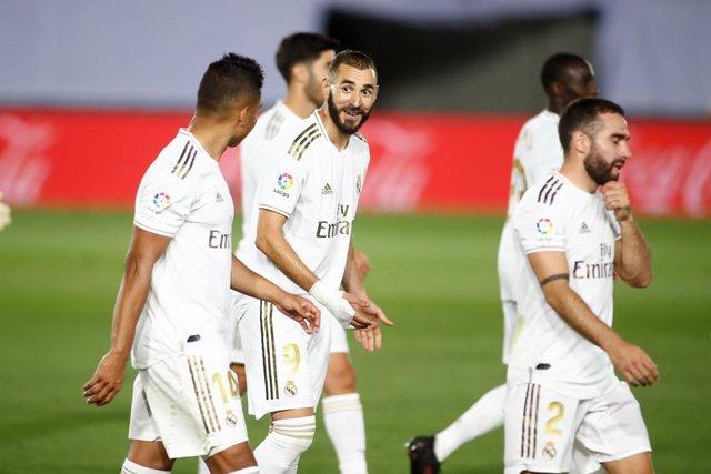 Fútbol/Primera.- Previa del Real Sociedad - Real Madrid