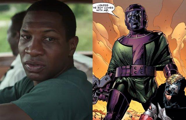 Así luce Jonathan Majors como Kang el Conquistador en el Universo Marvel
