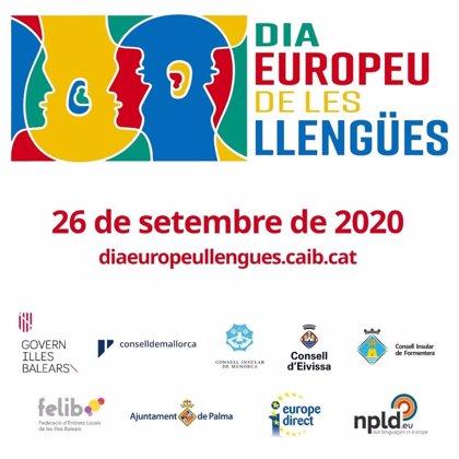El Día Europeo de las Lenguas se celebrará en Baleares la próxima semana