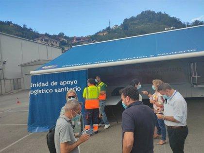 Asturias registra 96 nuevos casos de COVID-19