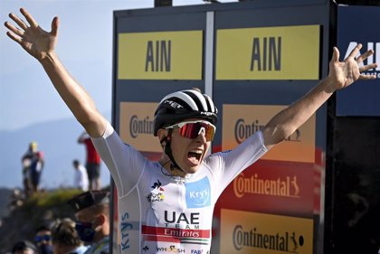 Pogacar remonta a Roglic en la contrarreloj para ganar el Tour de Francia