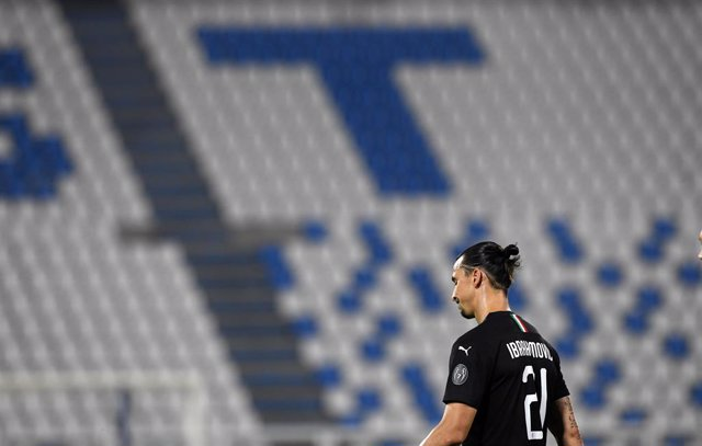 Coronavirus.- Italia autoriza la reapertura al público de los estadios de fútbol