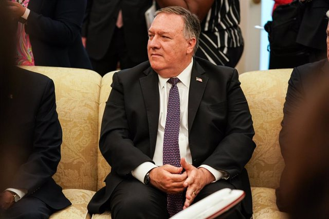 """Irán.- EEUU reimpone las sanciones de la ONU contra Irán y amenaza con """"consecue"""