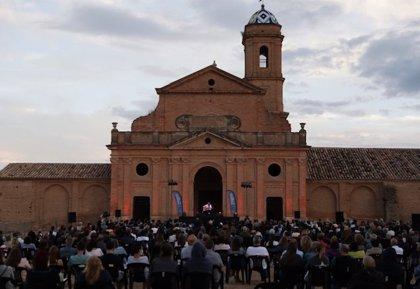 El Festival SoNna Huesca despide su primera edición con Juan Perro en la Cartuja de los Monegros
