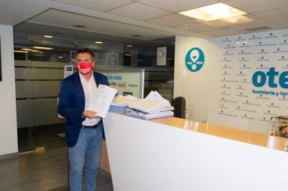 César Díaz Telenti y José Luis Álvarez Almeida se disputarán la presidencia de Otea