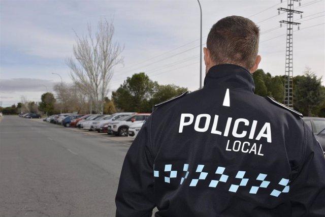 Agente de la Policía Local de Toledo