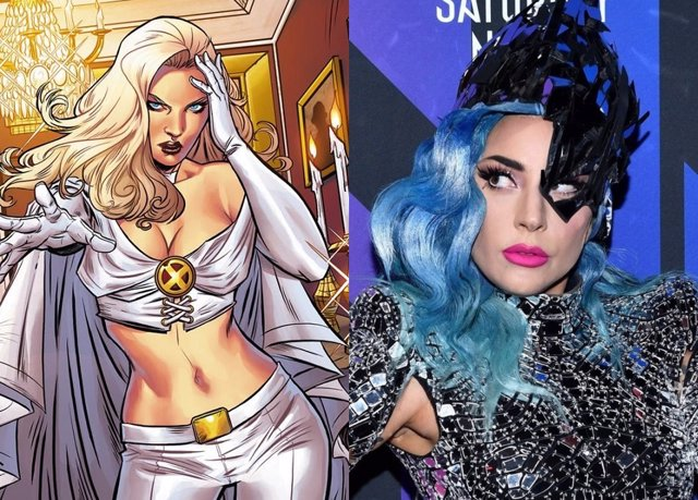 ¿Fichará Marvel A Lady Gaga Para Sus X-Men?