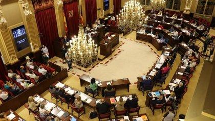 La comparecencia de Gómez y el debate sobre la percepción la Resoga y el IMV marcarán próximo pleno del Parlament