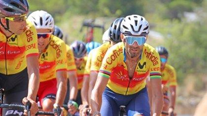 Valverde, Landa y Mas liderarán a la selección en el Mundial de Imola
