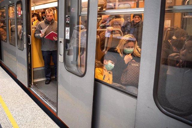 Coronavirus.- Bélgica supera los 100.000 contagios en plena segunda ola del coro