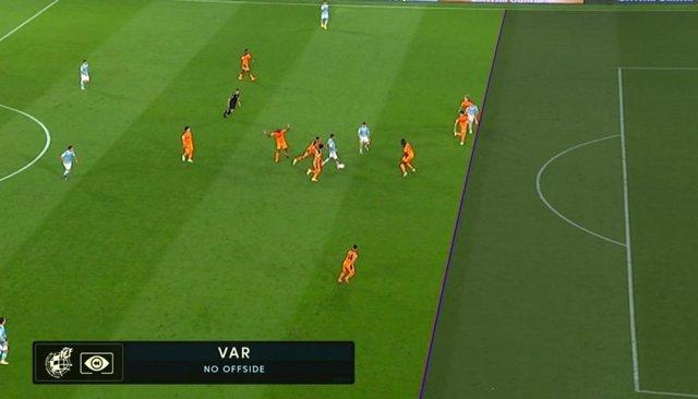 Fútbol.- La RFEF reitera la legalidad del primer gol del Celta ante el Valencia
