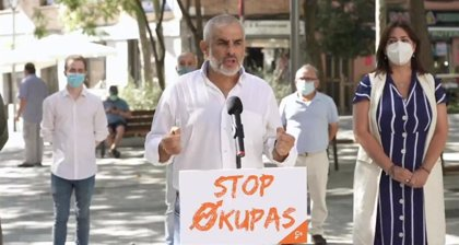 """Cs pide al Govern """"implantar"""" en los Mossos la nueva instrucción de la Fiscalía sobre ocupaciones"""