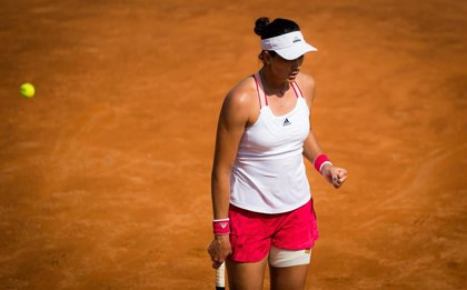 "Muguruza: ""Haber jugado tantos partidos me va a ayudar a llegar rodada a Roland Garros"""