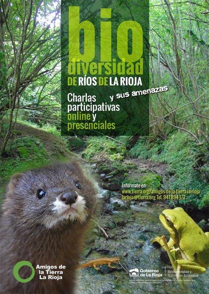 """Amigos de la Tierra ofrecerá charlas presenciales y online """"para acercar los ríos a la sociedad"""""""