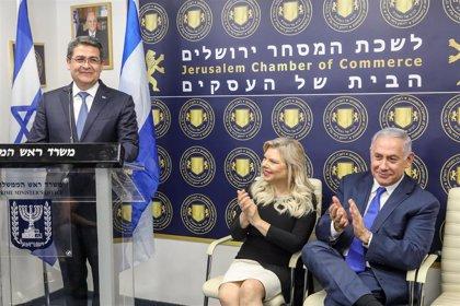 Honduras.- Hondura anuncia que trasladará a Jerusalén su delegación diplomática en Israel