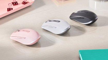 Portaltic.-Logitech presenta su nuevo ratón MX Anywhere 3 que permite encender y apagar la cámara durante videollamadas