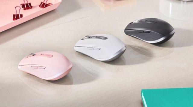 Logitech presenta su nuevo ratón MX Anywhere 3 que permite encender y apagar la