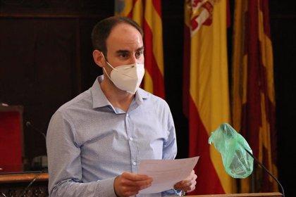 El concejal de Deportes de Sagunt se reincorpora presencialmente al trabajo tras superar el coronavirus