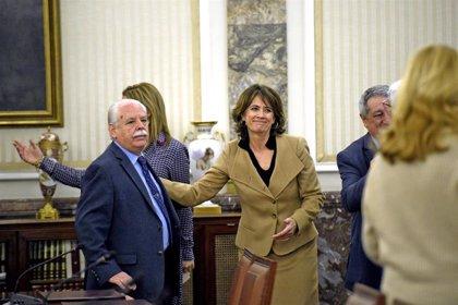"""El fiscal Navajas denuncia presiones de fiscales """"contaminados políticamente"""" como Consuelo Madrigal"""