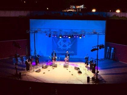 Más de 8.000 personas participan en la programación cultural 'Las Estrellas del Auditorio', en Teruel