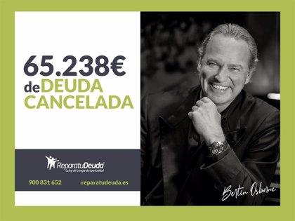 Repara tu deuda Abogados cancela 65.238 € con 12 bancos, en Albacete, con la Ley de la Segunda oportunidad