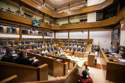 El PNV presidirá diez comisiones del Parlamento Vasco, mientras que EH Bildu, PSE y PP+Cs se repartirán otras seis