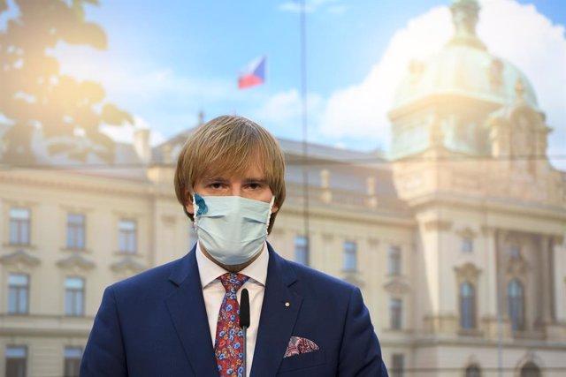 Coronavirus.- Dimite el ministro de Sanidad de República Checa tras el repunte d