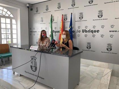 Diputación de Cádiz y Ayuntamiento de Ubrique coordinan las próximas acciones formativas y de empleo en el municipio